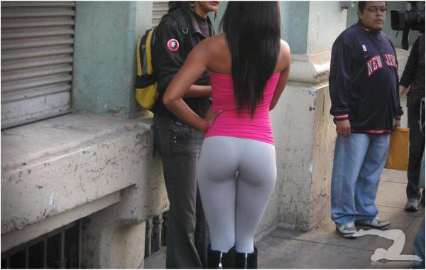 Latina Girls In Yoga Pants