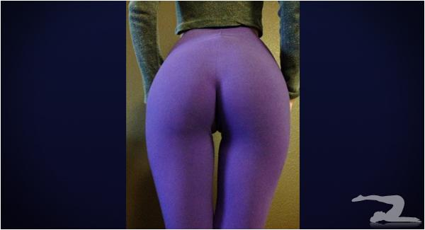 riley-reid-purple-yoga-pants