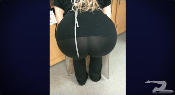 yoga-pants-kitchen