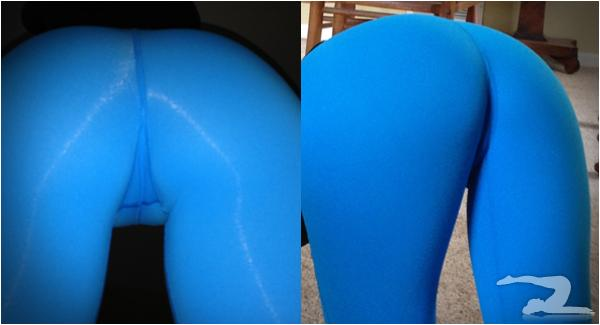 The Cougar Returns, In Blue Yoga Pants  Hot Girls In Yoga Pants  Best Yoga Pants-4902