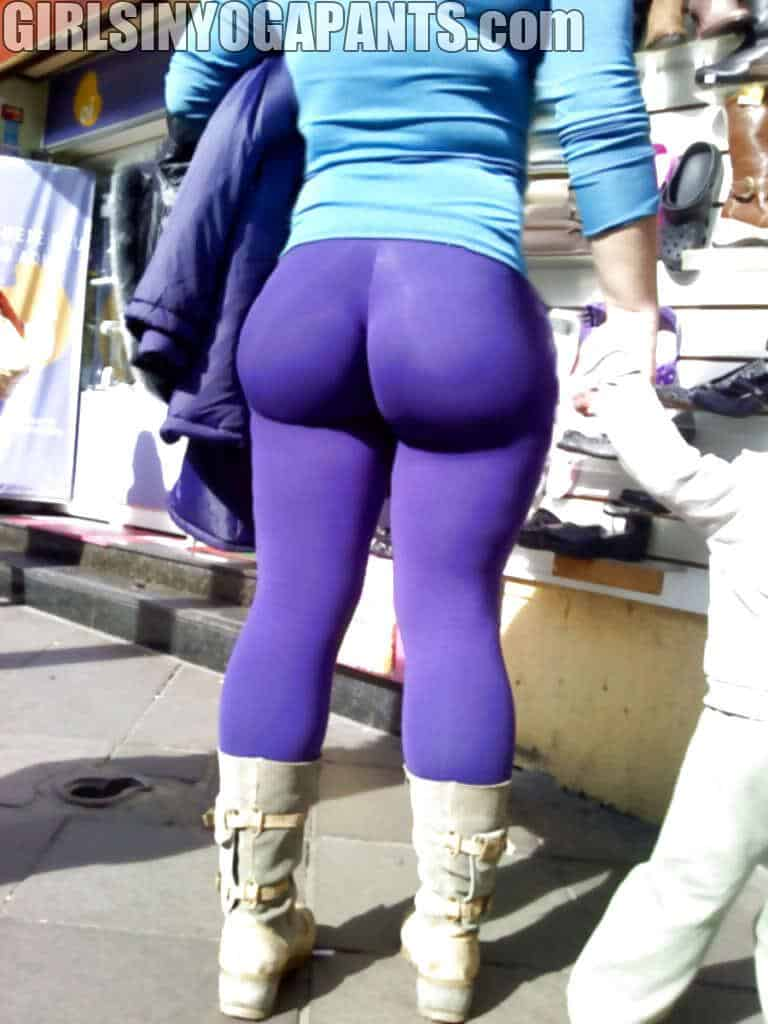 Big Ass Yoga Pants School