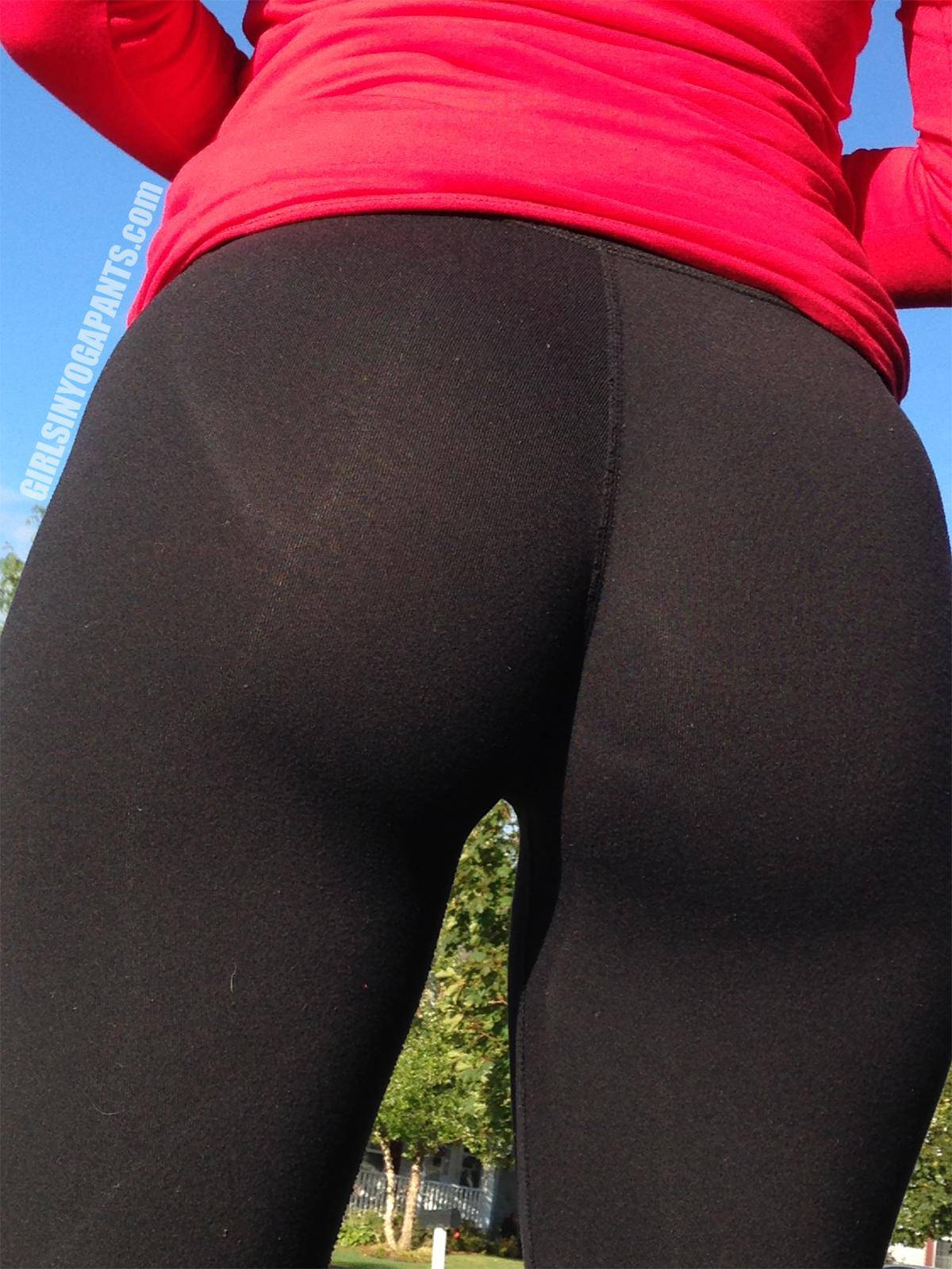 With Love, From The Cougar  Hot Girls In Yoga Pants -8221