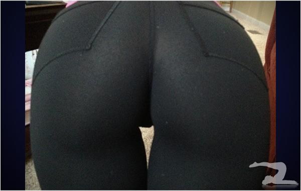 Cougar Check-In  Hot Girls In Yoga Pants  Best Yoga Pants-2866