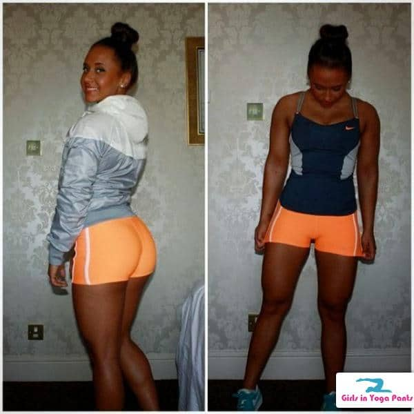 19 Pictures Of An 18 Year Old Girls In Yoga Pants