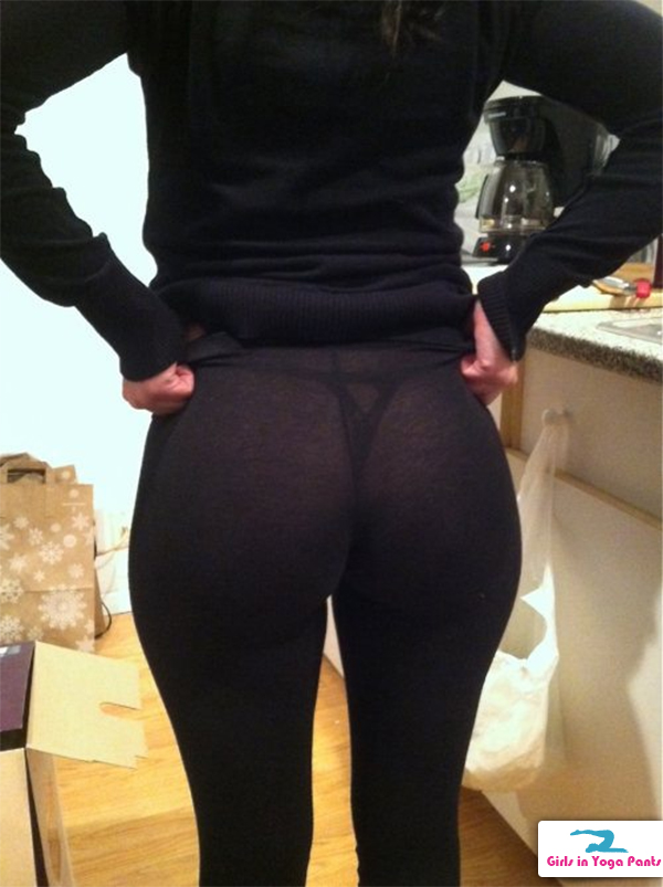Model High School See Through Yoga Pants Pictures