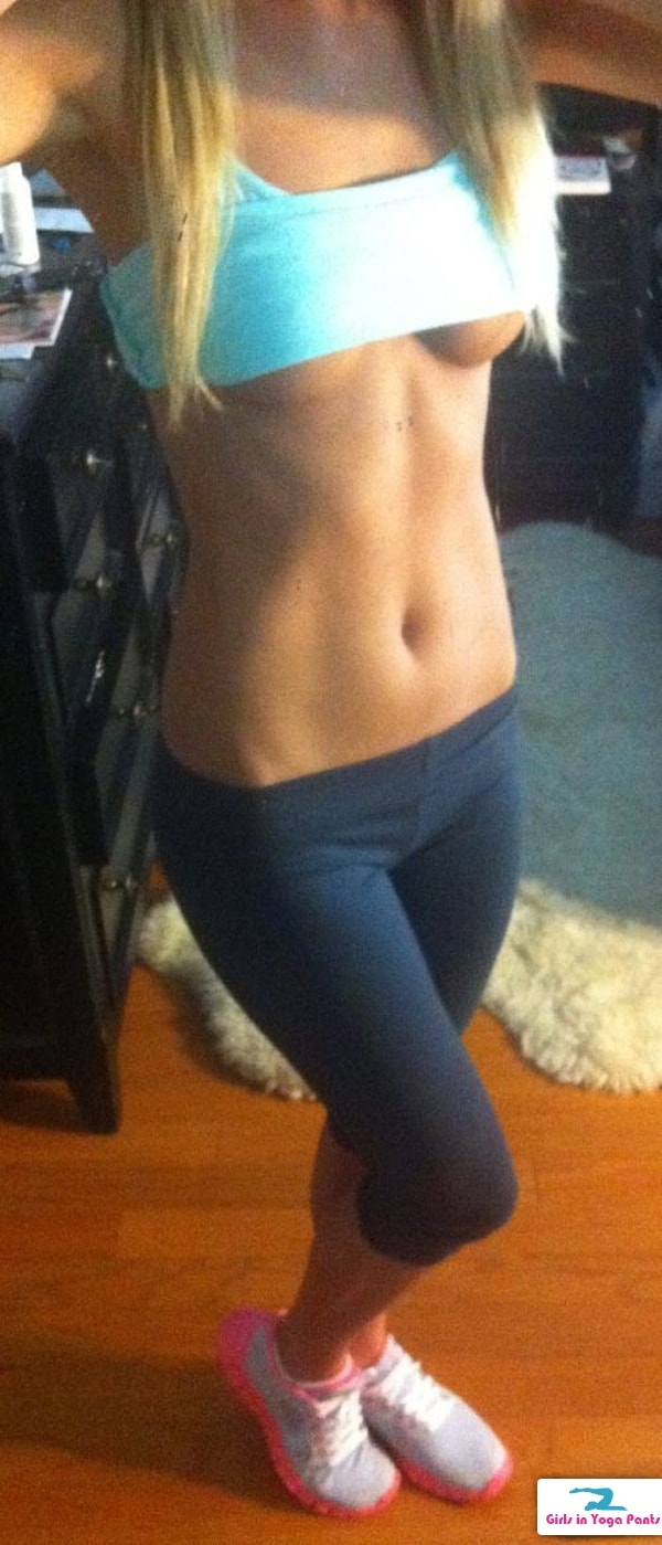 The Ultimate Friday Frontal Collection Yoga Pants, Girls