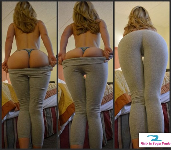 Perfect Fantastic milf pants make rather