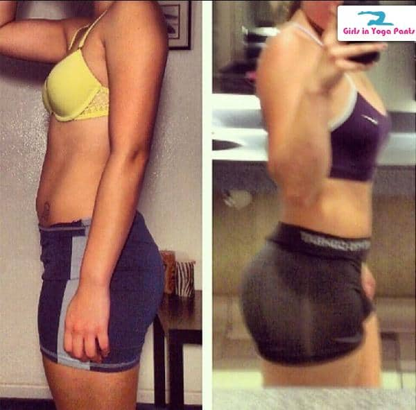 Squats: Before And After | HOT Girls In Yoga Pants | Best ...