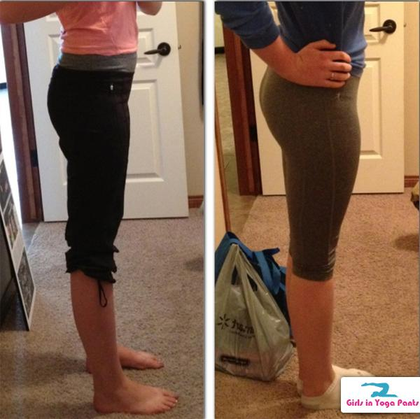 Squats: Before And After