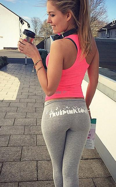 Incredibly Hot Blonde From Germany (Updated: 33 Photos ...