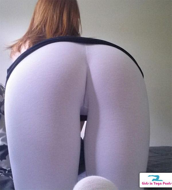 tight-white-yoga-pants