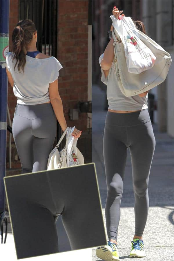 The Camel Toe Extravaganza 39 Photos Girls In Yoga Pants