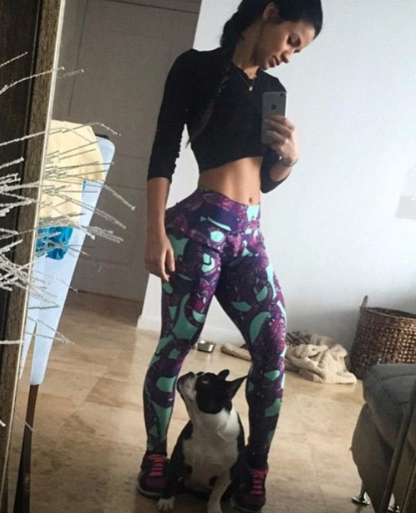 Girls In Yoga Pants & Their Dogs