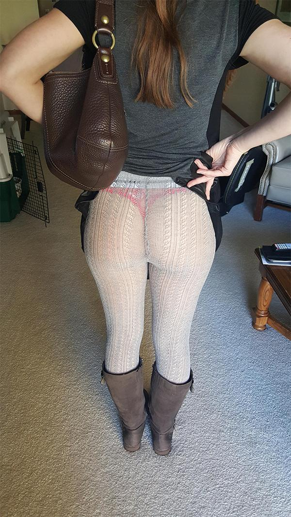 Simple Very See Through Yoga Pants  Girls In Yoga Pants And Tight Pants