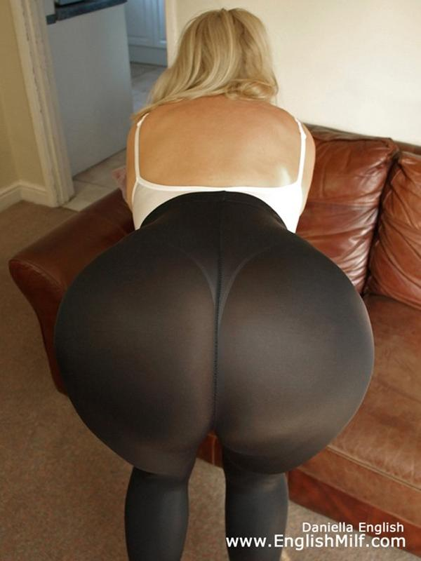 Milf Yoga Pants Porn - daniella-english