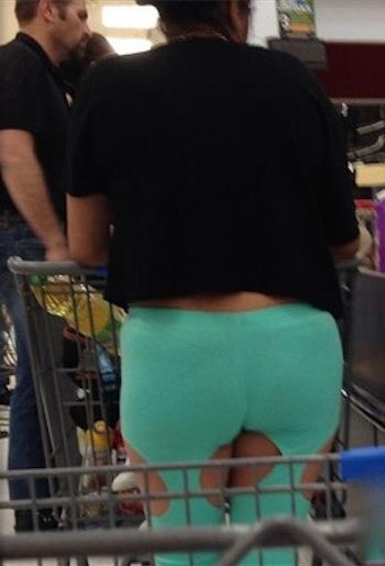girls in yoga pants of walmart 22 photos � page 4