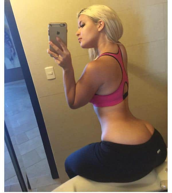 Thick Blonde From Instagram In Yoga Pants Yoga Shorts And Just A Towel Yoga Pants Girls In