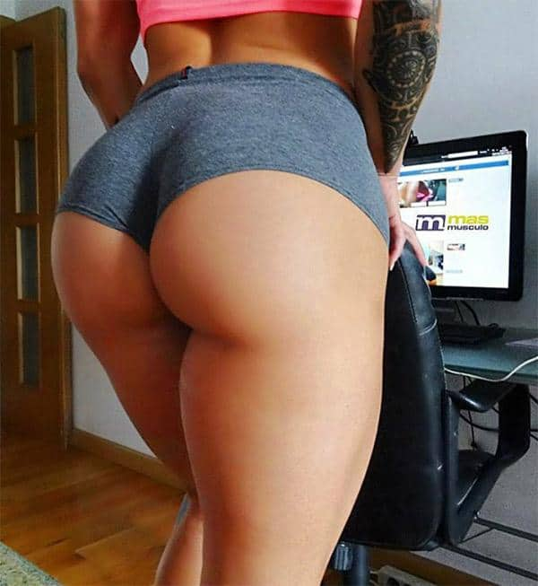 Perfect ass yoga pants
