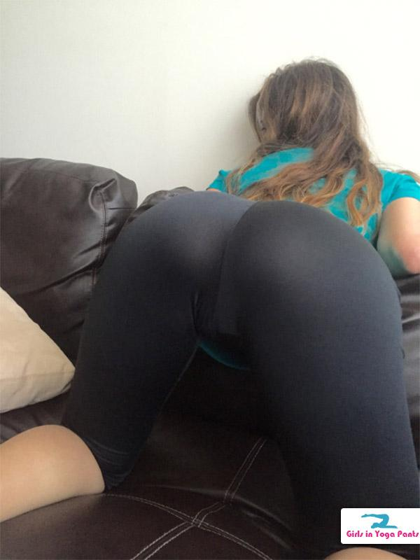 Hairy pussy and ass