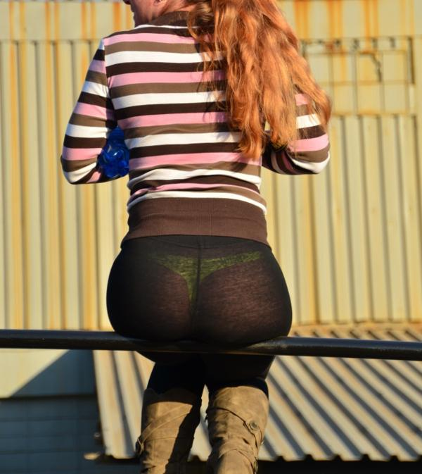see-through-yoga-pants-green-thong