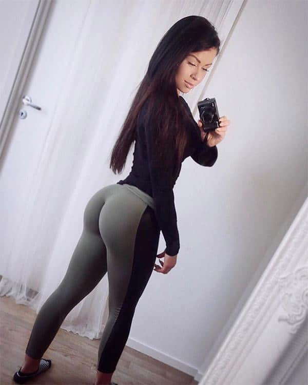 Big Ass See Through Leggings