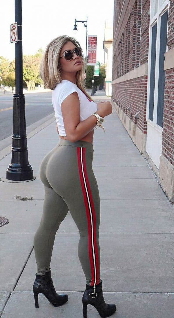leggings-high-heels