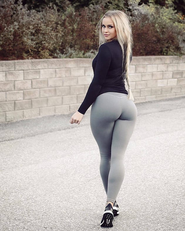 Sexy ass leggings