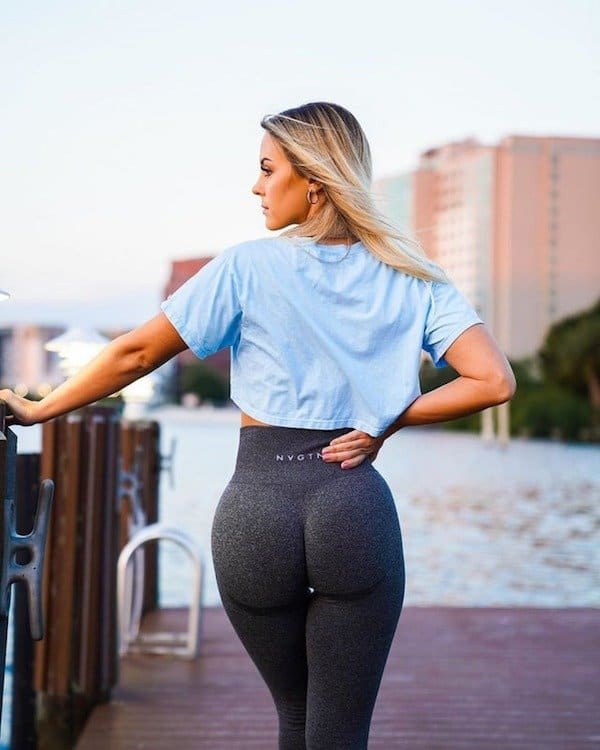 Sexy Yoga Pants and The Women Who Wear Them [83 HD PICS